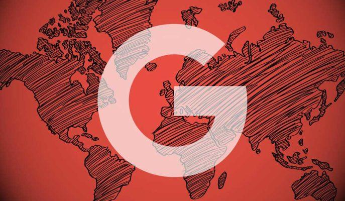 Google Haritalar Cihazda Ayarlanmış Olandan Farklı Dil Seçenekleri ile Kullanılabilecek