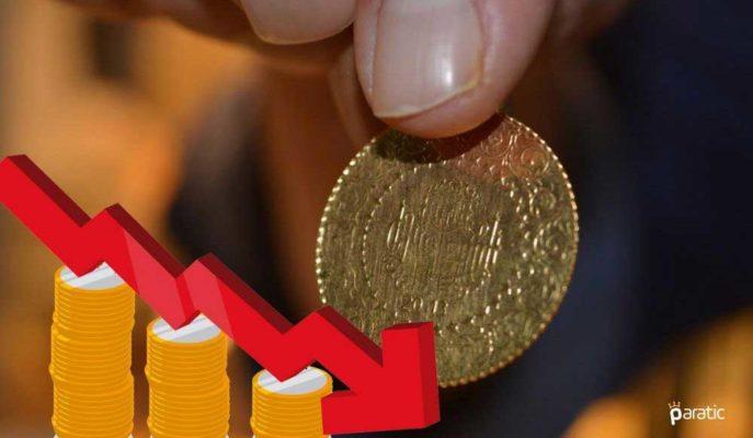 Gram Altın Ons ve Dolar Baskısıyla Ağustos'tan Bu Yana En Düşük Seviyede