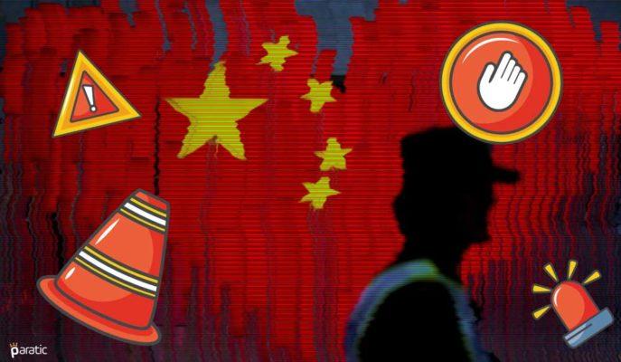 Güçlü Toparlanmaya Rağmen Çin için Riskler Tarifelerle Sürüyor