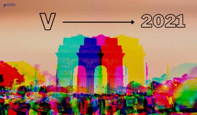Hindistan Ekonomisi 2021'de V Şekilli Toparlanmaya İlerliyor