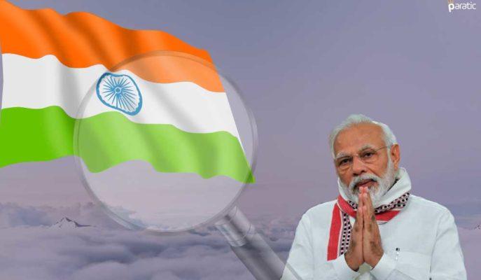 Hindistan GSYİH'si 2021 Mali Yılında Tarihi Yüksek Büyüme Elde Edecek
