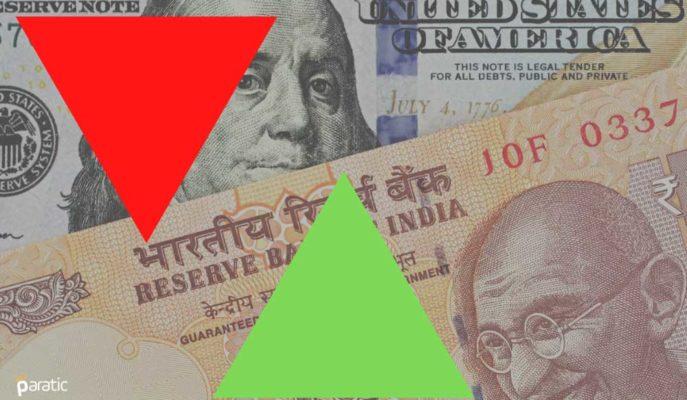 Hint Rupisi 15 Ayın En Düşüğündeki Enflasyon Verisiyle Yükseldi
