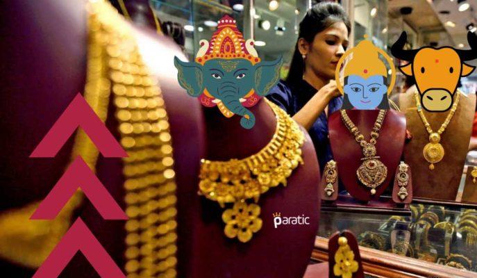 Hindistan'ın Altın Talebi Ekonomi Genişledikçe 2021'de Toparlanıyor