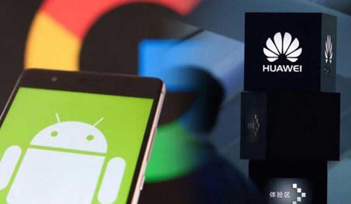 Huawei'nin Google Lisansı Olmayan Telefonlarda Mesajlar ve Duo Uygulaması Engellenecek