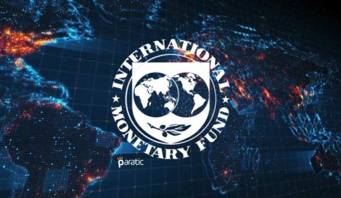 IMF, Yeni Covid Varyantlarının Büyümeyi Raydan Çıkarabileceğini Söyledi