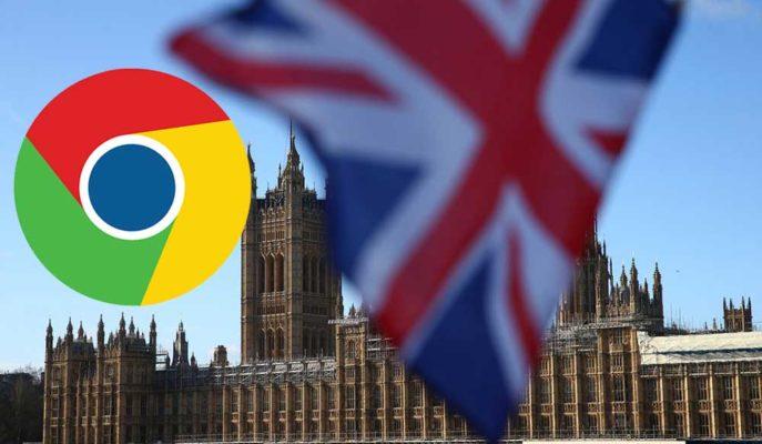 İngiltere, Google Chrome'un Üçüncü Taraf Çerezleri Engellemesini Araştıracak