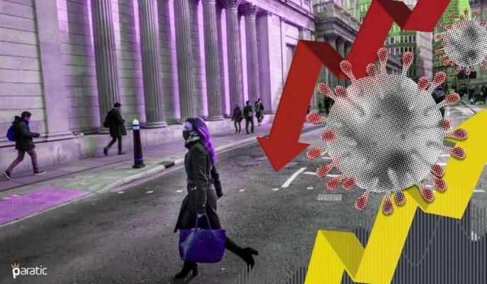 İngiltere'de İşsizlik %5'e Çıkarken Ücret Artışı Beklentileri Aştı