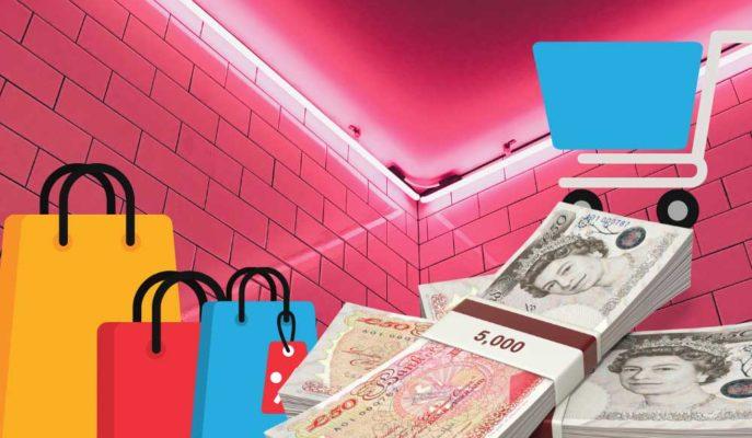 İngiltere'de Perakende Satışlar Aralık'ta Beklenti Altı Arttı