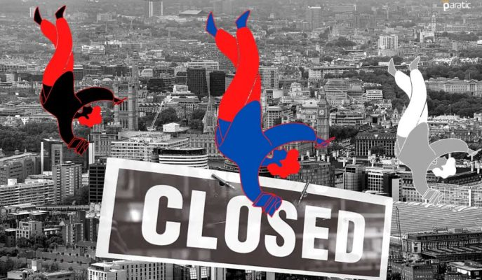 İngiltere'nin Hizmet Sektörü 3Ç20 Toparlanmasının Ardından Düşüşe Geçti