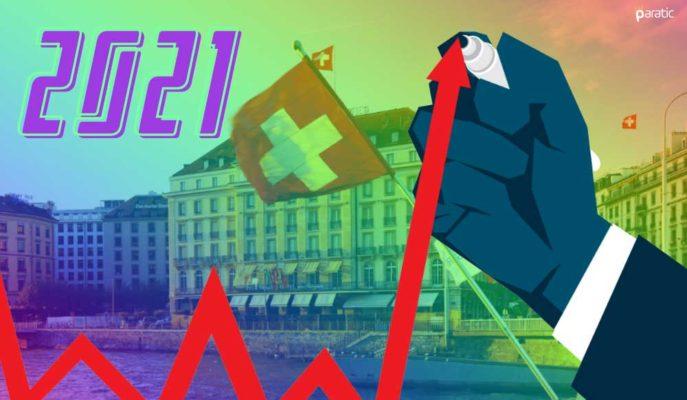 İsviçre Ekonomisi 2021 Sonuna Kadar Kriz Öncesine Dönebilir