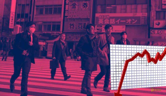Japon Tüketici Güveni Aralık'ta 4 Aydır İlk Kez Kötüleşti