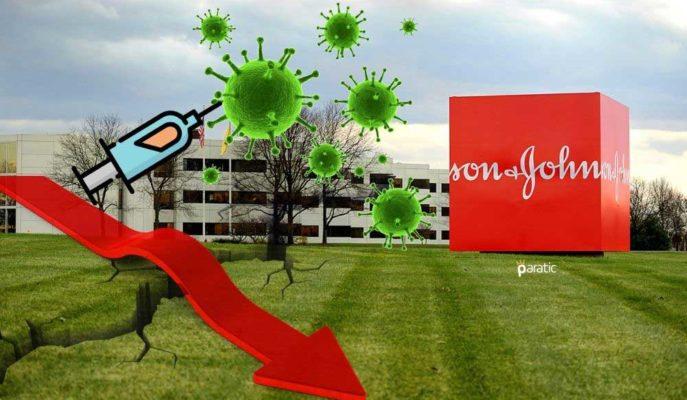 J&J Aşısının %66 Etkili Olduğu Açıklanırken, Hisseler Düşüşe Geçti