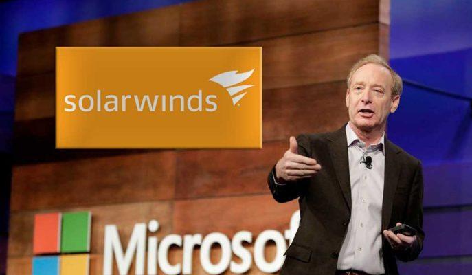 Microsoft Başkanı SolarWinds Saldırılarına Karşı Ortak Çağrıda Bulundu