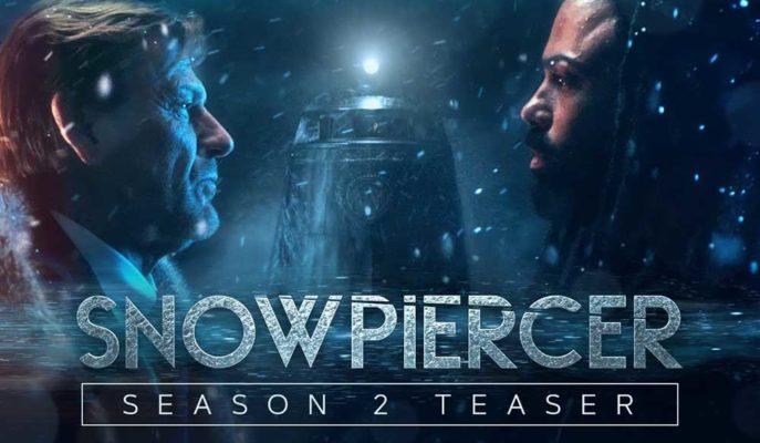Netflix'in Beğenilen Dizisi Snowpiercer'ın 2. Sezon Fragmanı Geldi