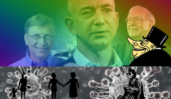 Oxfam: Pandemi Milyarderleri İhya Ederken Yoksulları 10 Yıl Geriye Attı