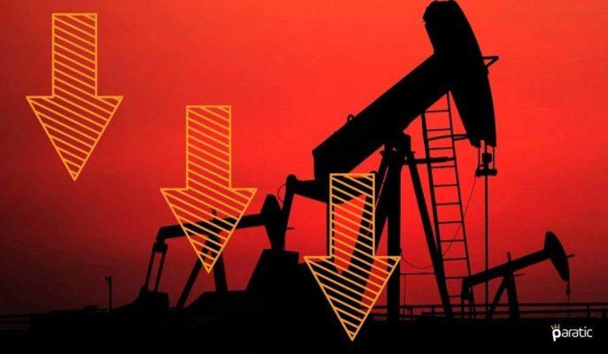 Petrol Fiyatları Artan Kısıtlamalar ve Talep Endişesiyle Kayıplarını Genişletti
