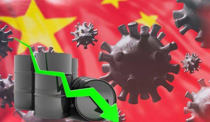 Petrol, Çin'de Yeniden Başlayan Vakaların Ardından Getirilen Seyahat Kısıtlamalarıyla Geriledi