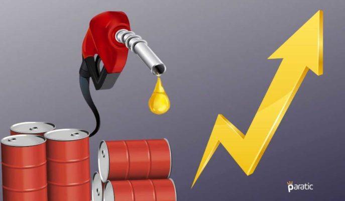 Petrol Fiyatları ABD Stoklarındaki Sert Düşüşten Destek Buldu