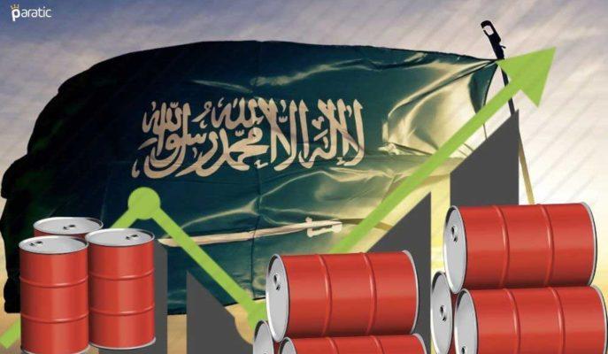 Petrol Fiyatları Suudi Arabistan'ın Gönüllü Kesinti Kararıyla %5 Yükseldi