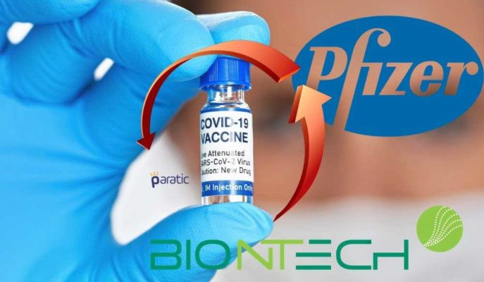 Pfizer-BioNTech Hisseleri Aşı-Mutasyon Gelişmeleriyle Açılış Öncesi Karışık Seyrediyor
