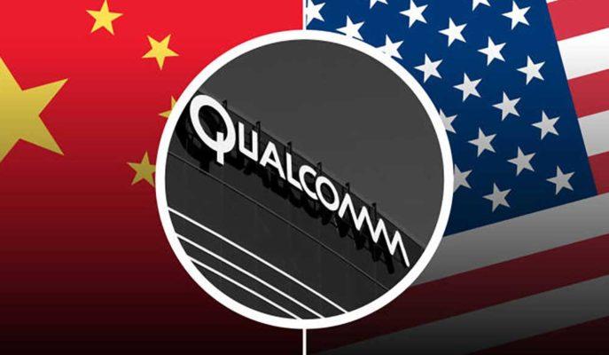 Qualcomm'un Çin'deki Pazar Payı Huawei'ye Uygulanan Yaptırımlar Nedeniyle Düştü