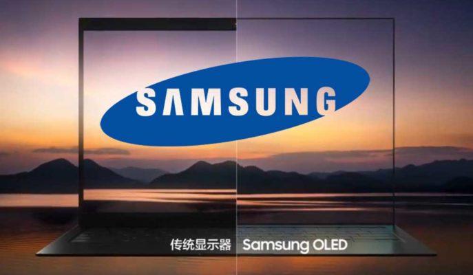 Samsung Dizüstü  Bilgisayarlar için OLED Panel Üretmeye Hazırlanıyor