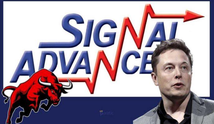 Signal Advance'ın Piyasa Değeri Musk'ın Yanlış Anlaşılan Tweet'iyle 13'e Katlandı