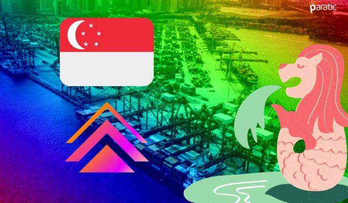Singapur İhracatı %6,8 Artışla Aralık'ta Beklenti Üstü Yükseldi