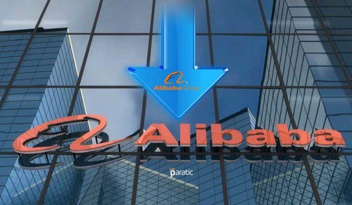 Tahvil İhracına Hazırlanan Alibaba Hisseleri Açılış Öncesi İşlemlerde Düşüşte