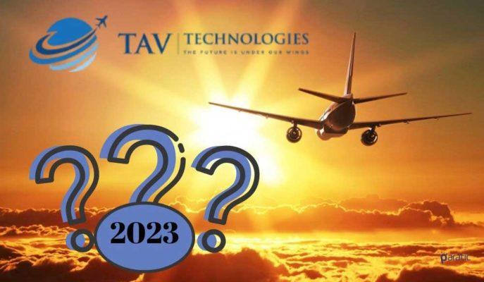 TAV/Şener Havacılık Sektöründe Tam Toparlanma için 2023'ü İşaret Ediyor
