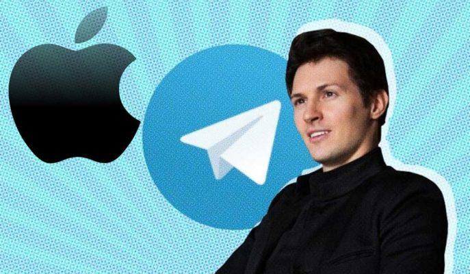 Telegram'ın Patronu Apple'a Açılan Dava Sonrası Gerekeni Yaptıklarını Söyledi
