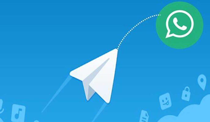 Telegram, WhatsApp'tan Gelen Kullanıcılara Sohbetlerini Taşıma İmkanı Tanıyor