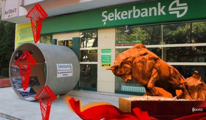 TESK ile Yapılan İşbirliği Sonrasında Şekerbank'ın Hisseleri %2,5 Yükseldi
