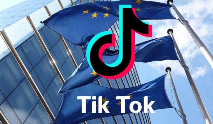 TikTok'a AB Kurallarını İhlal Ettiği için Yeni Bir Yaptırım Uygulanabilir