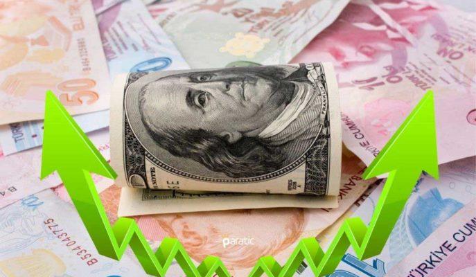 Türk Lirası Dolar ve Euro Karşısında Güç Kaybetmeye Başladı