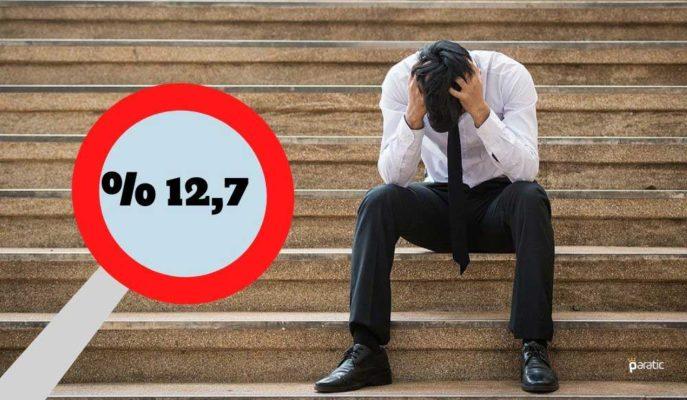 Türkiye'nin İşsizlik Oranı Ekim'de Değişmeyerek %12,7 Geldi