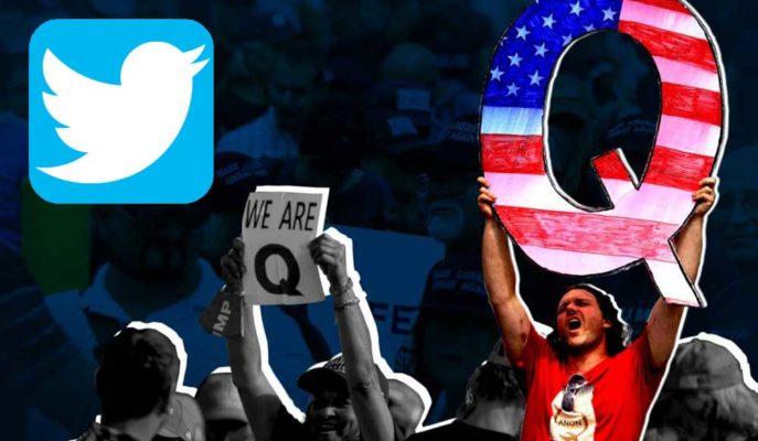 Twitter Aşırı Sağ Gruplar ile Bağlantılı Binlerce Hesabı Kapattı