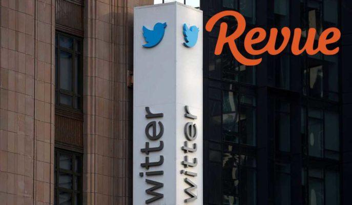 Twitter, E-Posta Bültenlerinden Kazanç Sağlama Girişimi Revue'u Satın Aldı
