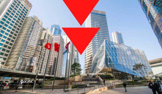 Wall Street'teki Kapanış Zirveleri Asya Piyasalarını Sert Düşürdü