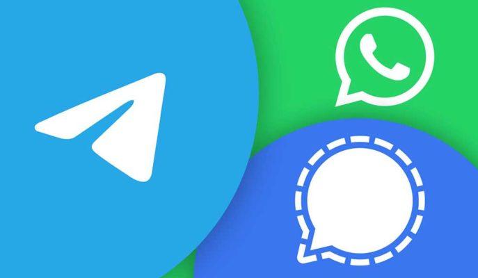 WhatsApp Kullanıcıları Telegram ve Signal'e Geçmeye Devam Ediyor