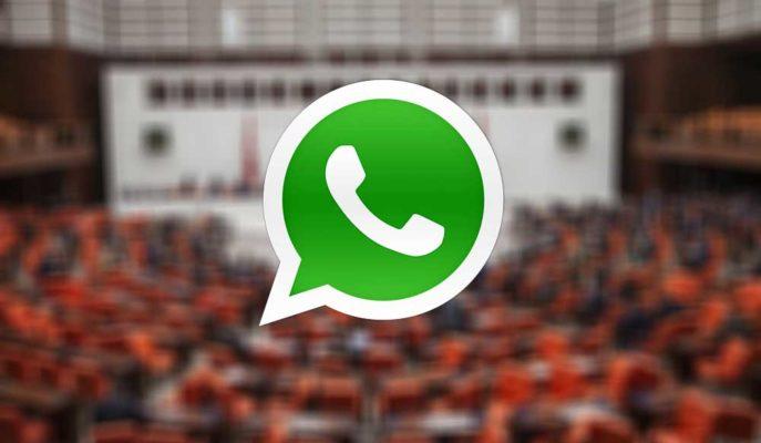 WhatsApp'ın Yeni Gizlilik Politikası Sonrası Meclis'ten Açıklama Geldi