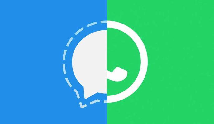 WhatsApp Yerine Uygulama Arayanların İlk Tercihi Signal Oldu