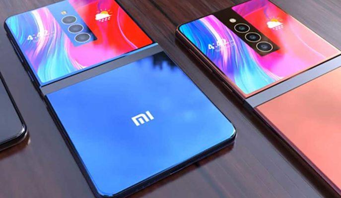 Xiaomi'nin Olası Katlanabilir Telefon Tasarımları Ortaya Çıktı