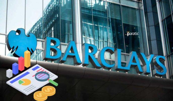 2020'de Net Karı 2,11 Milyar Dolara Gerileyen Barclays Hisseleri Düşüşte