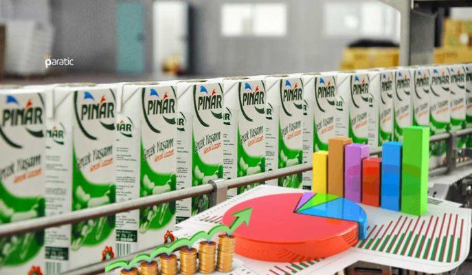25 Milyon Lirayı Aşkın Net Gelir Açıklayan Pınar Süt Hisseleri Yükselişte