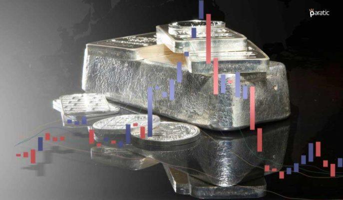 ABD Teşvik Gelişmelerinden Destek Bulan Gümüş, 28 Dolar Direncini Kıramadı