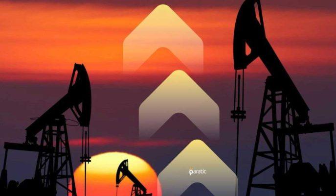 58 Doları Aşan Brent Petrolün Varili Bir Yılın En Yükseğinde