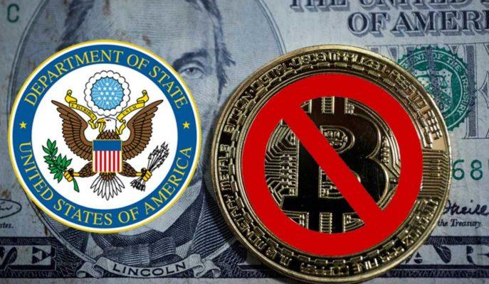 ABD Hükümeti Dolar Üzerinden Bitcoin Alımını Engelleyebilir