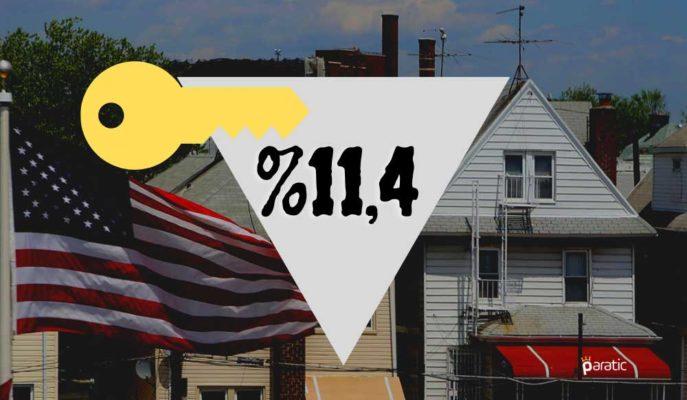 ABD Mortgage Başvuruları Nisan'dan Sonra En Sert Düşüşünü Bildirdi