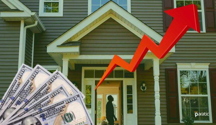 ABD'de 20 Kentte Konut Fiyatları Aralık'ta %10,1 Arttı